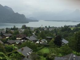 beautiful view of lake wolfgang , Saurabh M - September 2014