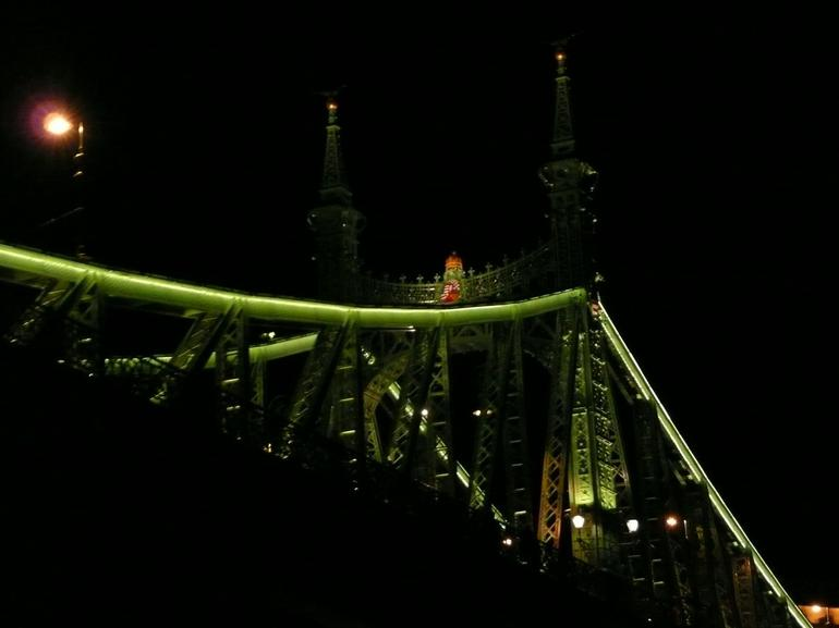 Liberty Bridge Budapest - Budapest