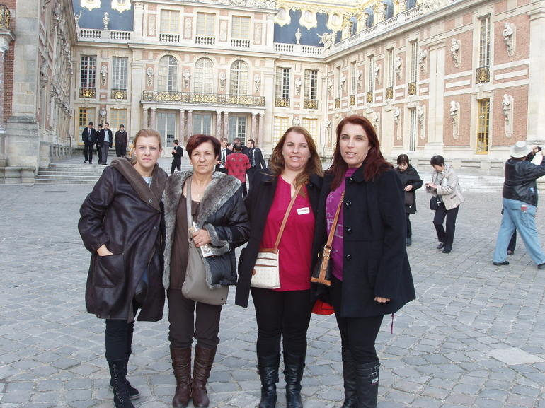 Full Day Tour with Versailles Palace, Eiffel Tower and Seine River Cruise photo 19