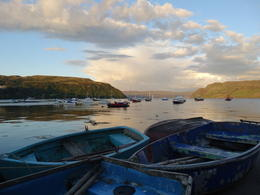 Portree - Isle of Skye , Elisa C - September 2016