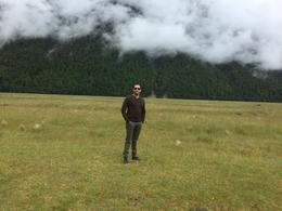 One of the several stops on the way to milford sound , Vikas S - December 2014