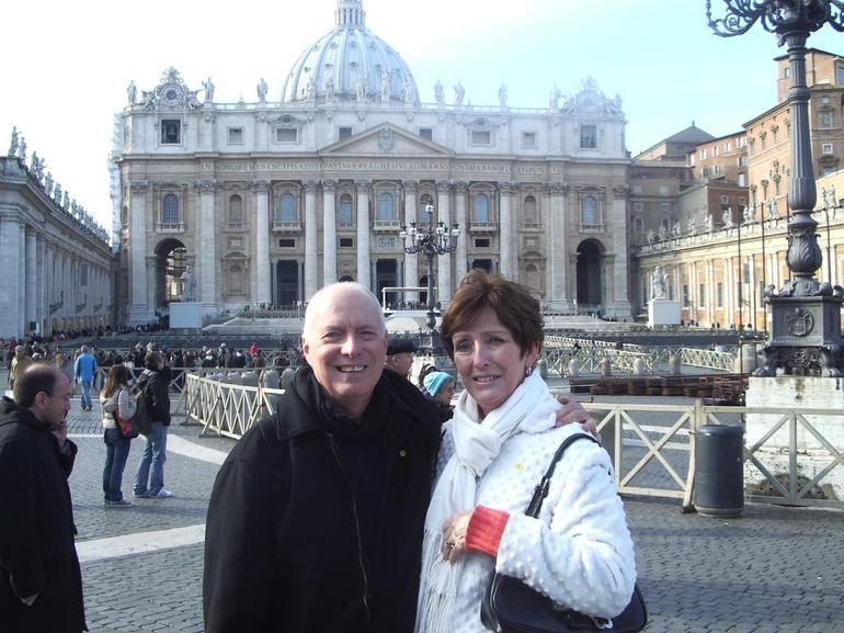St Peter's Basilica - Rome