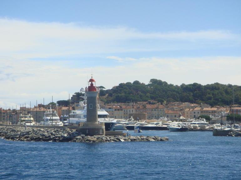 St Tropez - Cannes