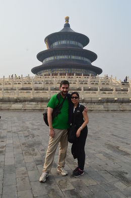 Temple of Heaven , Lorenext - January 2016