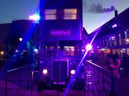 The Famous purple bus! , Emilie M - January 2015