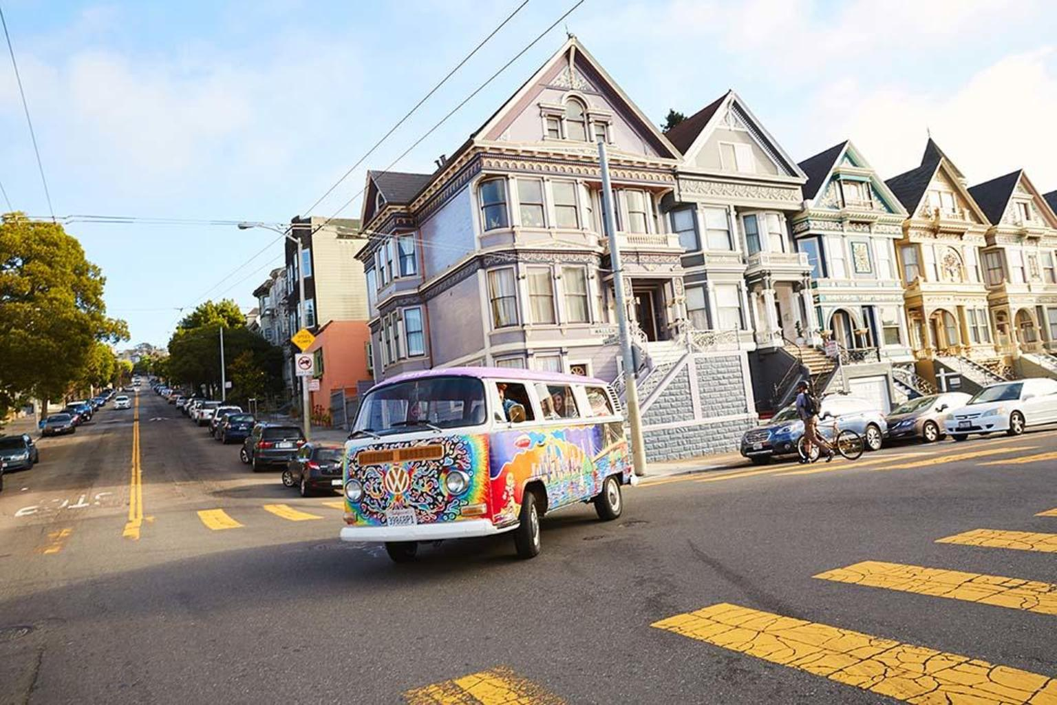 MÁS FOTOS, Tour privado del amor en San Francisco