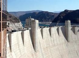 View of Hoover Dam, bettyandmartin - November 2009