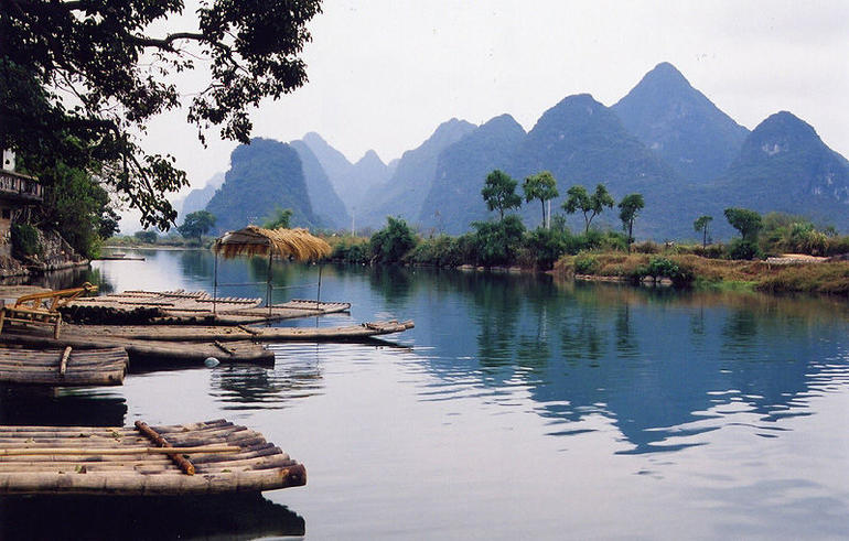 Yulong River - Hong Kong