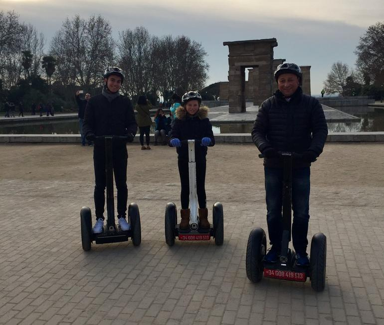 Madrid Segway Tour photo 14