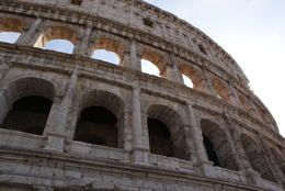 Coliseum from the outside. , Gennaro - October 2017