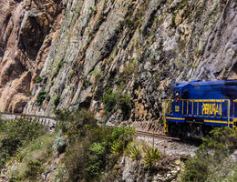 Peru Rail , Apollo - December 2017