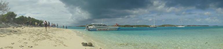 Allan's Cay - Nassau