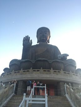 Big buddha , Maryam P - November 2015