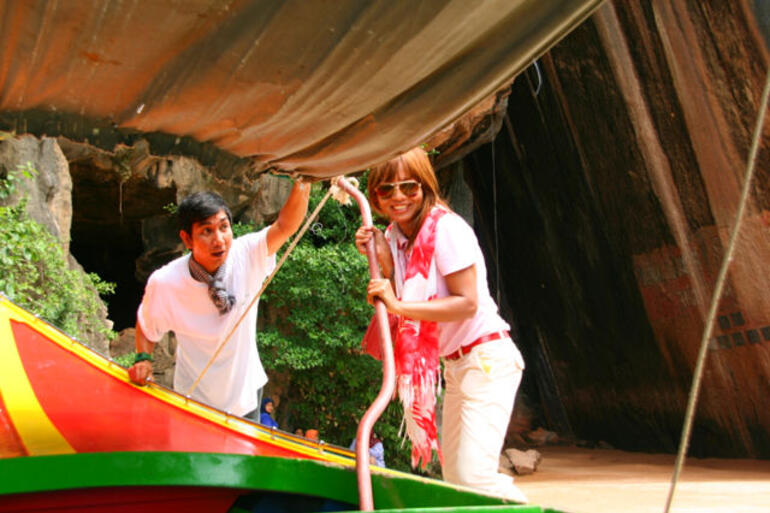 Casting Off - Phuket
