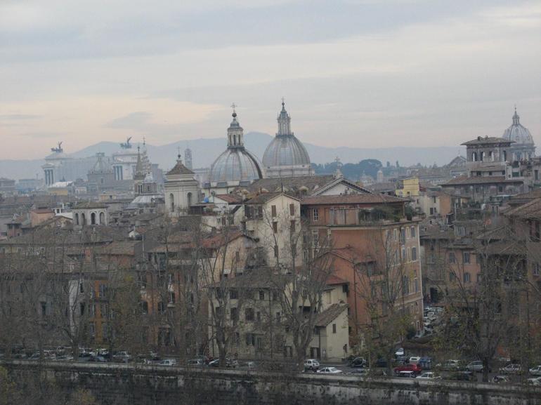 Cityscape Rome - Rome