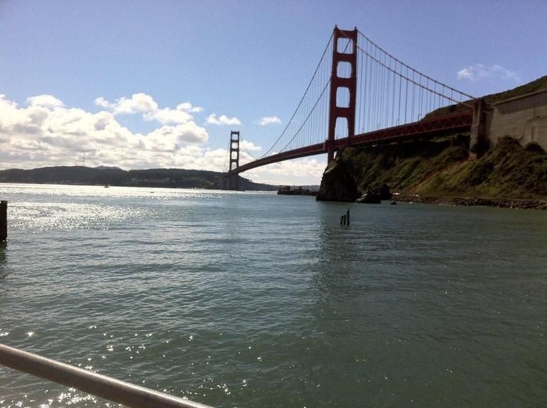Golden Gate Bike Tour - San Francisco