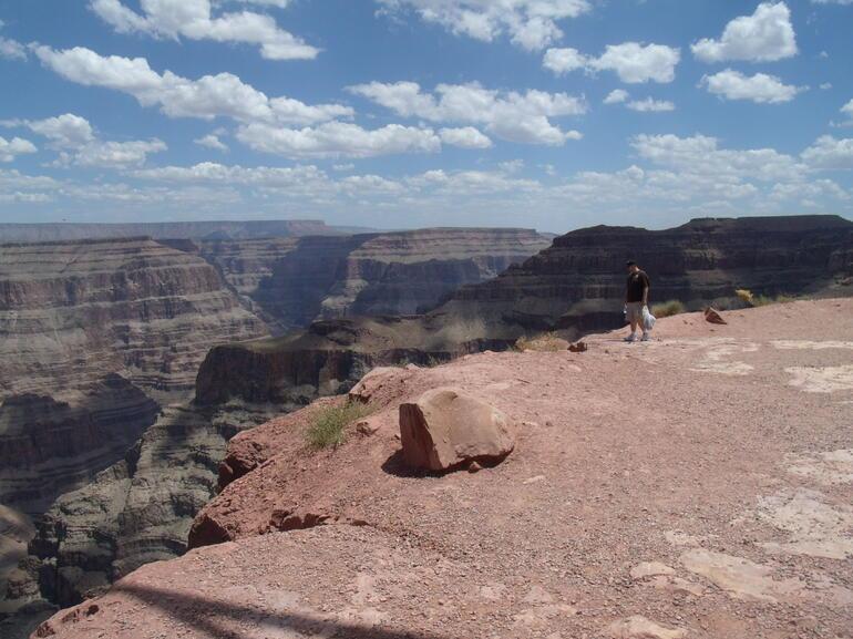 Grand Canyon West Rim Tour -