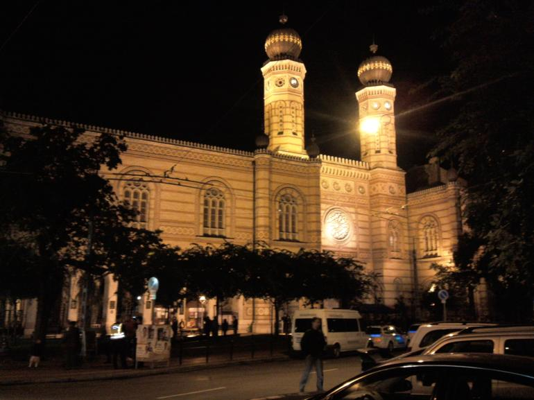 Great Synagogue - Dohany Utca - 2nd largest in world - Budapest