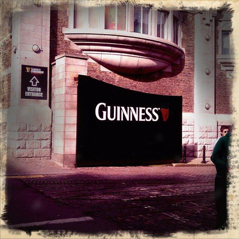 Guinness Factory - Dublin