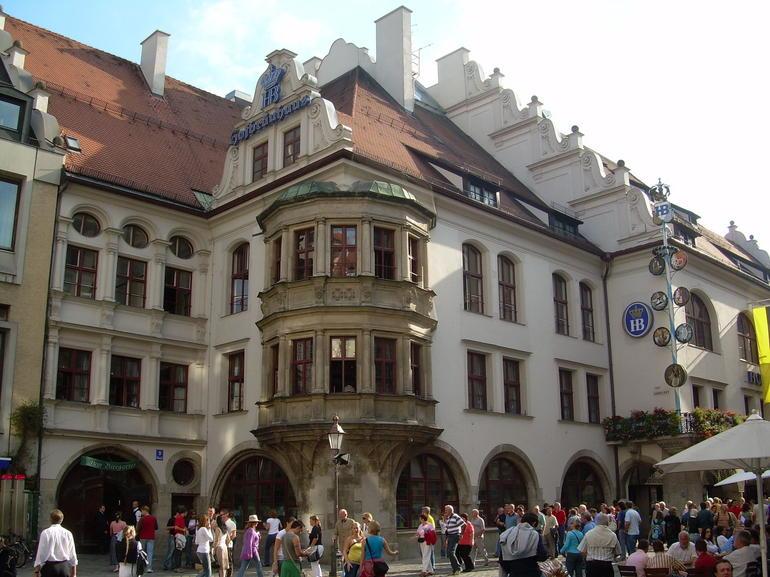 Hofbrauhaus - Munich