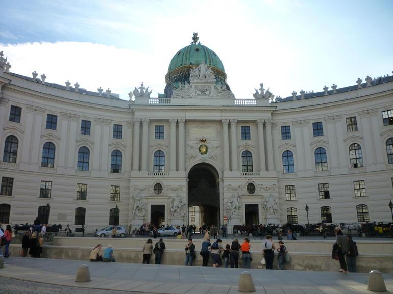 Hofburg - Vienna