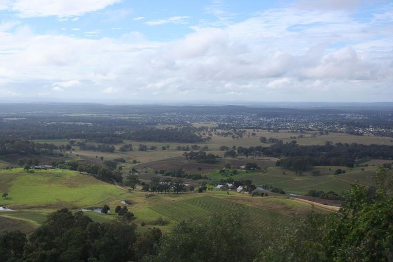 Hunter Valley - Sydney