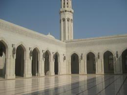 Muscat mosque , Kirsten M - October 2011