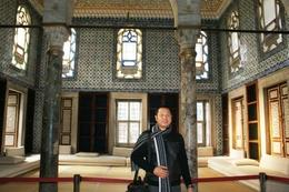 This used to be the library of the Topkapi Palace, Raymond G - December 2009