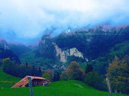 Jungfraujoch , Ervira R - May 2016