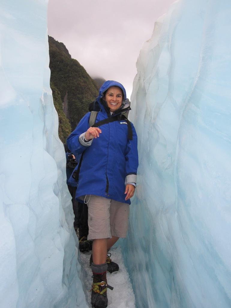 Myself - Franz Josef & Fox Glacier