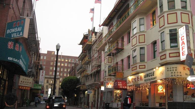 Nightfall - San Francisco