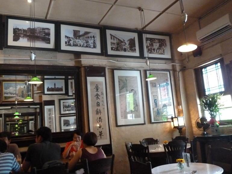 Old China Cafe - Kuala Lumpur