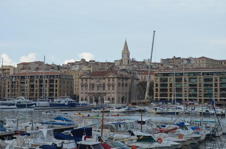 Old Harbour - Marseille