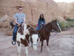 Horseback Riding, Susan H - November 2010