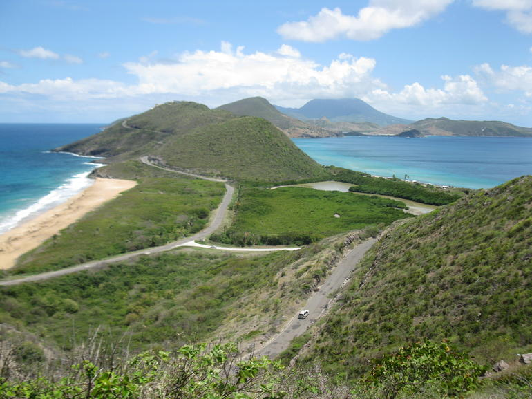 Panoramic View.... - St Kitts