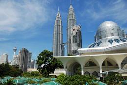 Petronas Towers, Kuala Lumpur, Malaysia - June 2011