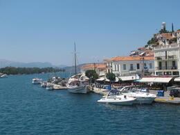 Poros Boats - March 2012