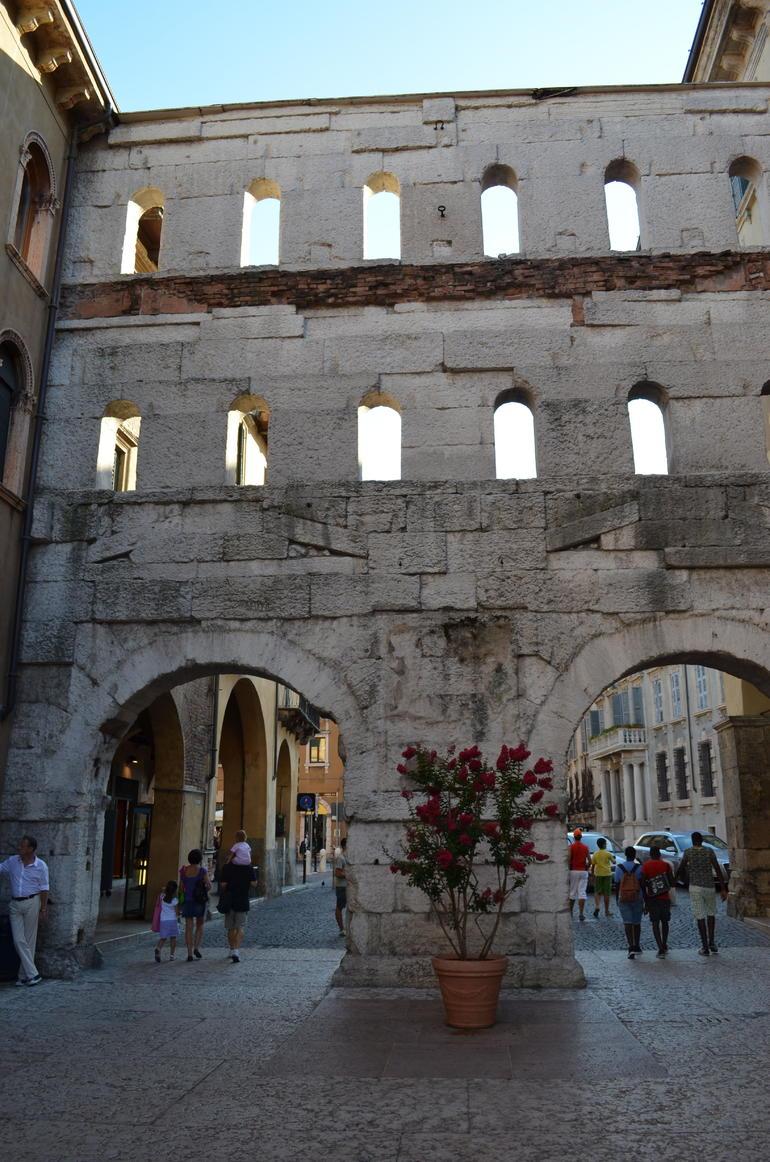Porta Borsari - Verona