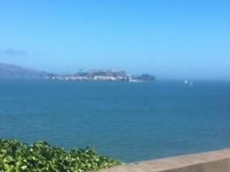 The SF bay, Kierra - August 2014