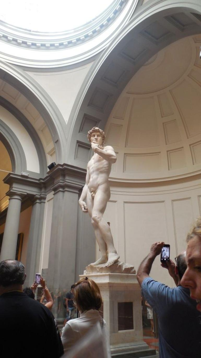 Skip the Line: Florence Accademia and Uffizi Gallery Small Group Tour photo 21