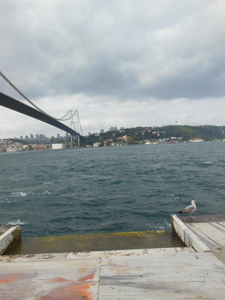 Istanbul Two Continents Half-Day Tour photo 9