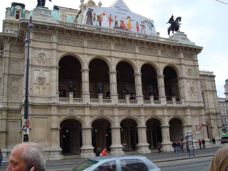 Vienna Opera House - Vienna