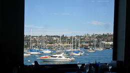 Big windows give you excellent views of San Diego bay! , SouthcityCa - September 2013