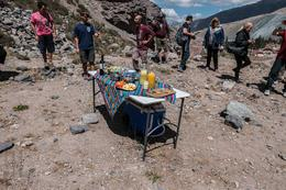 Cajon del Maipo Day Trip from Santiago with Victor and Tomas, 16 Feb 2017 , Wayne J - March 2017