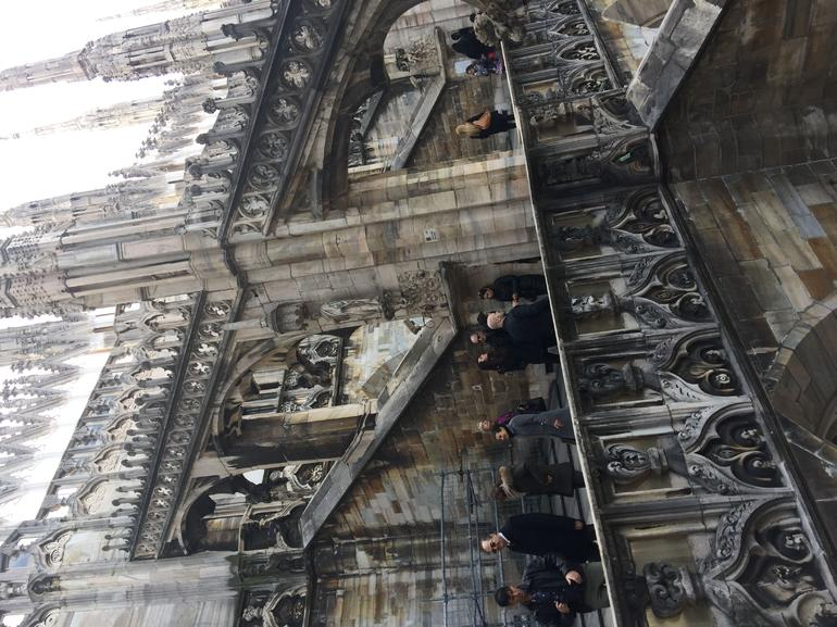 Skip the Line: Milan Cathedral and Rooftops by Elevator Ticket photo 10