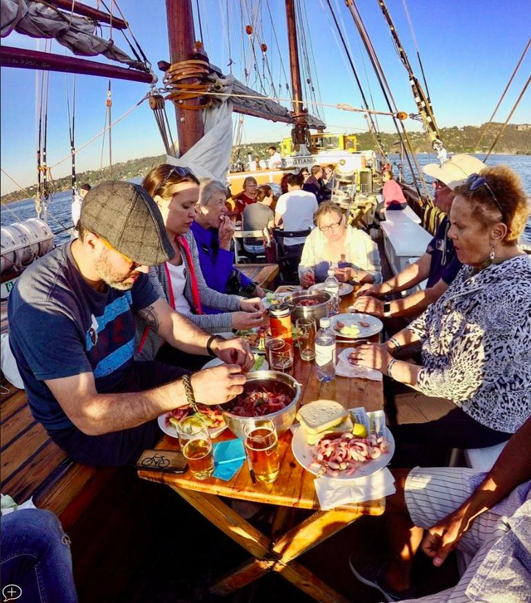 Oslo Fjord By Boat With Buffet & Norwegian Beer Tasting photo 19