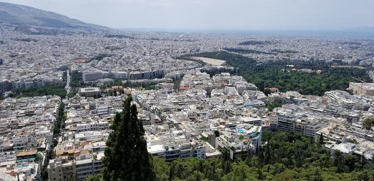Half-Day Private Taxi Service: Historical Athens City Tour photo 13