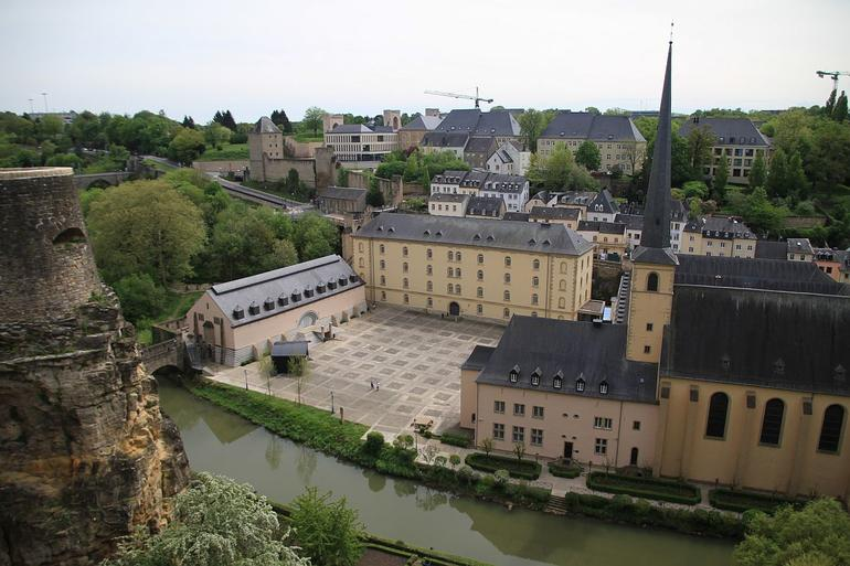 Luxembourg and Dinant Full-Day Tour from Brussels
