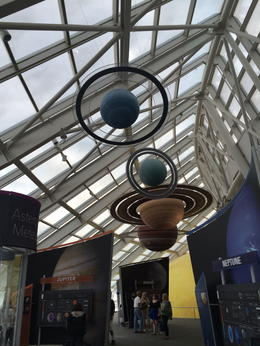 Excellent family visit to the Adler. I'd recommend it highly. There is a lot to learn about our solar system. The theater experiences were fabulous. , Margaret M - September 2016