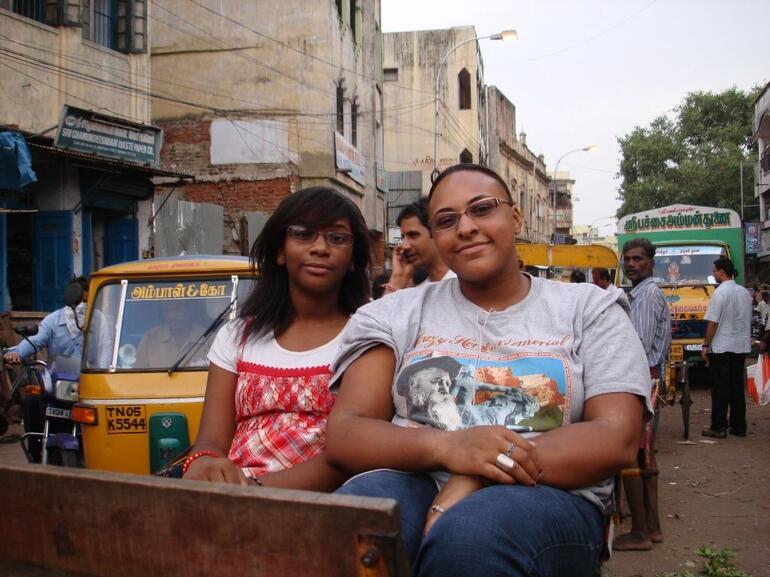 Bazaar trail - Chennai
